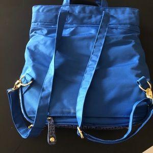 samantha brown Bags - Samantha Brown convertible backpack tote bag NEW